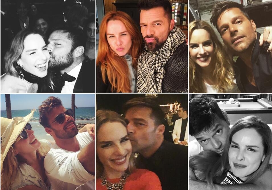 Eglantina Zingg, la mujer mágica de Ricky Martin