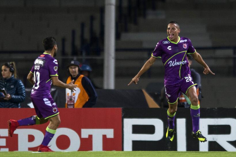 Veracruz le quita el invicto a Pumas en la Jornada 7 del Clausura 2018 d...