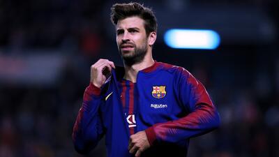 Gerard Piqué y las estadísticas que lo proyectan como líder cuando no está Messi