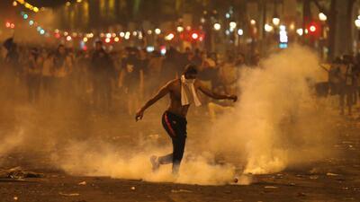 Celebraciones en Francia por título de Rusia 2018 dejan un muerto