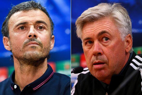 También en el banco se jugará el duelo de la estrategia, Carlo Ancelotti...