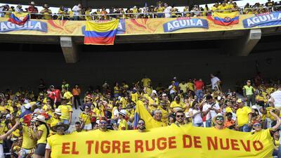 El regreso de Falcao con Colombia en un empate atípico con Chile