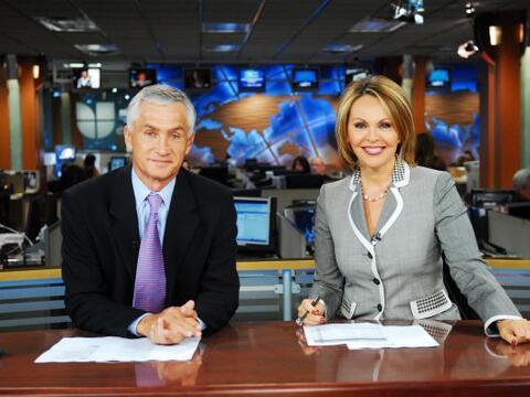 El Noticiero Univision es el informativo televisivo más important...