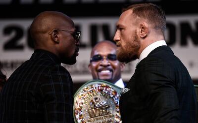 Para la Mayweather - McGregor, el CMB creó el 'cinturón Money'