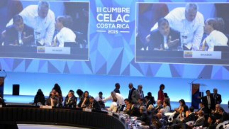 La Comunidad de Estados Latinoamericanos y Caribeños (Celac) concluyó co...