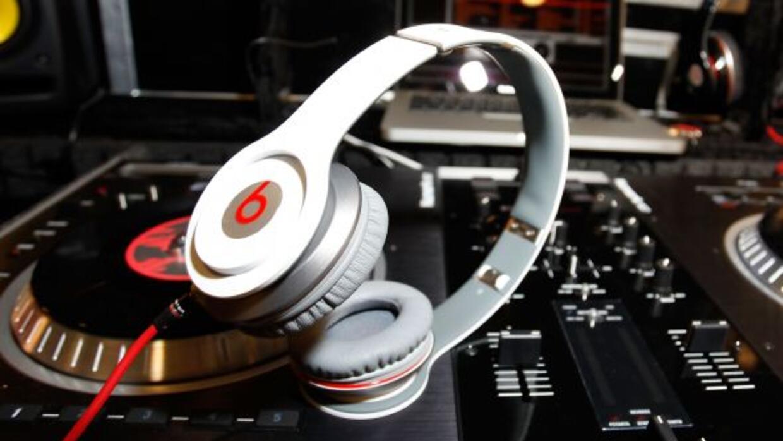 Los audifonos Beats by Dr. Dre son los favoritos de muchos famosos.