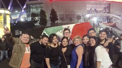 """""""En los conciertos de Maná se me enchina la piel"""": Los fans del Latino Power Tour"""