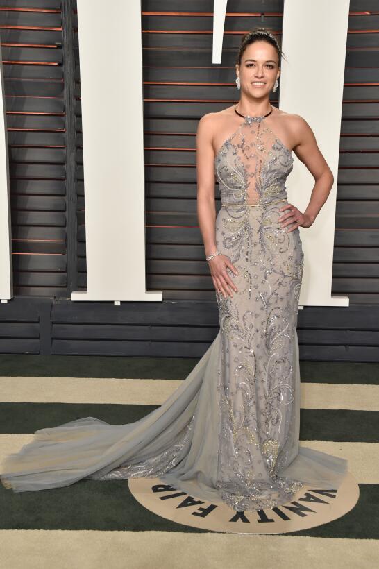 Michelle Rodríguez, la sensual 'boxeadora' de Hollywood GettyImages-5130...