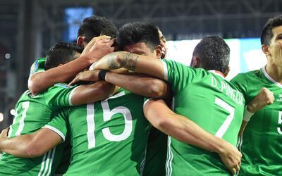 El Tri venció a Honduras con lo mínimo para meterse en sem...