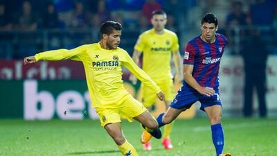 El menor de los Dos Santos destacó la marca de cinco partidos sin perder...