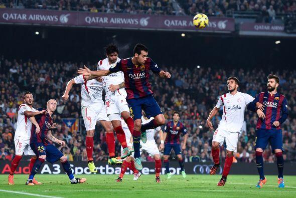 Será el 11 de abril cuando Barcelona enfrente su primer duelo de cuidado...