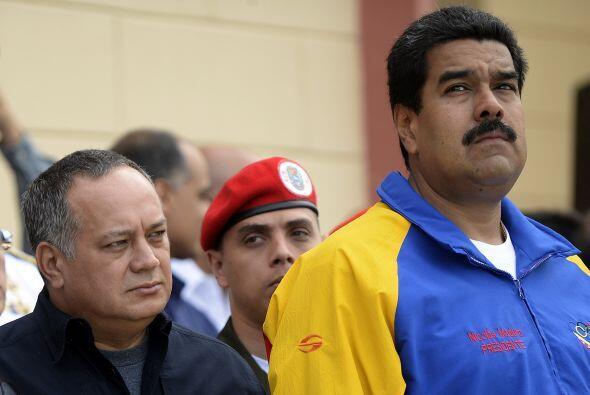 """Los comentarios de Maduro sobre el """"pajarito"""" fueron muy comentados, esp..."""