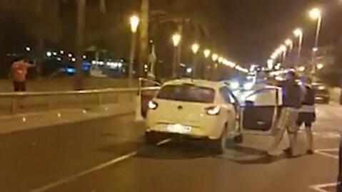 Un total de cinco sospechosos murieron por disparos de la policía...
