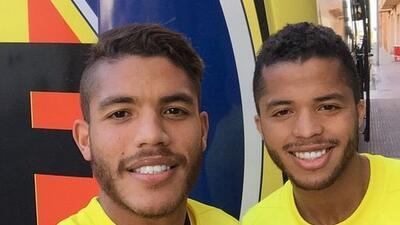Jonathan y Giovani formaron parte del Barcelona por muchos años, mayor t...