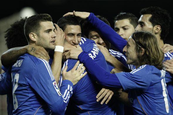 Ángel Di María se destapaba con una anotación impresionante para el 1-0.