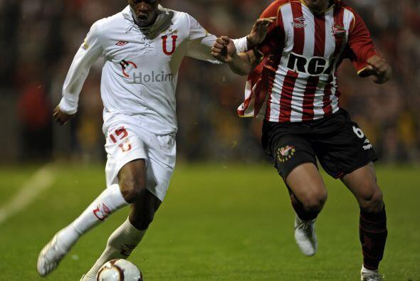 El partido de ida en Ecuador Liga lo había ganado 2-1, por eso el empate...