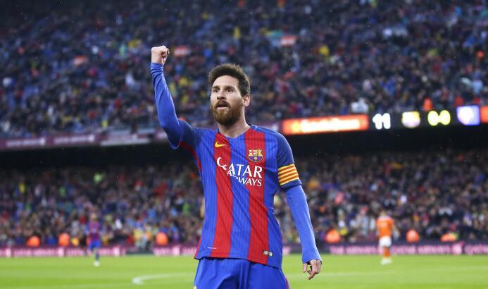 Messi, el mejor en la historia de la Liga de España: 'Hugol' y más figur...