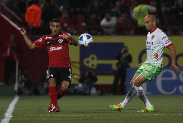 El propio capitán de Jaguares anotó el segundo aprovechand...