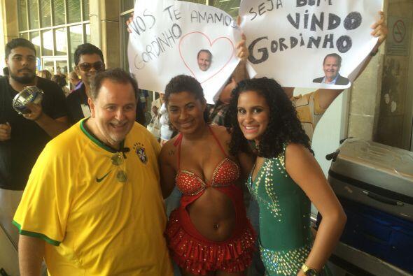 Desde su llegada a Brasil, Raúl de Molina tuvo el mejor de los re...