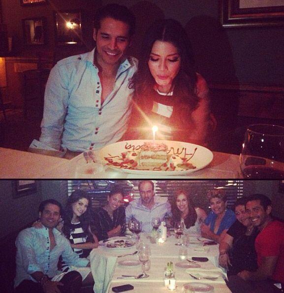 """""""¡Un cumpleaños que llevaré siempre en mi corazón! 26 de Julio del 2013..."""