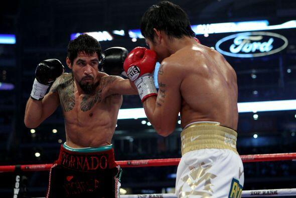 El boxeador mexicano de peso welter Antonio Margarito, se hizo un tatuaj...