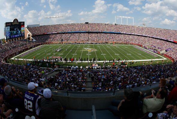 Domingo, Nov. 22 -- Packers vs. Vikings, TCF Bank Stadium, Minneapolis,...