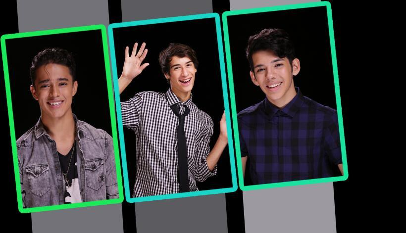 La Banda: Follow your favorite boy