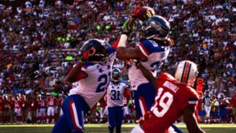Los grandes estrellas de la NFL entrarán en acción en la edición 2013 de...