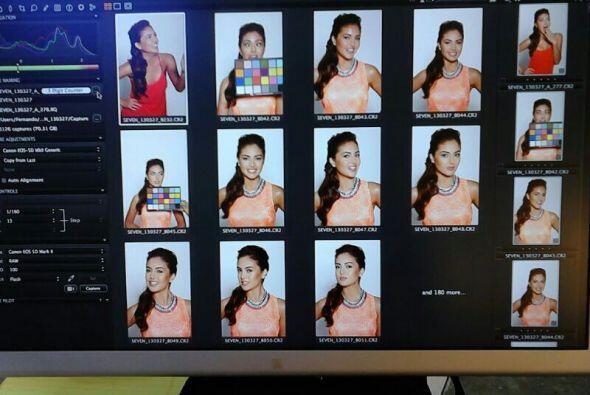 De las 18 semifinalistas, dos chicas fueron elegidas por la revista 'Sev...