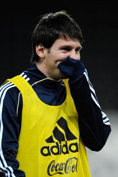 Su padre, Jorge Messi, tenía en mente llamarlo Leonardo pero en el últim...