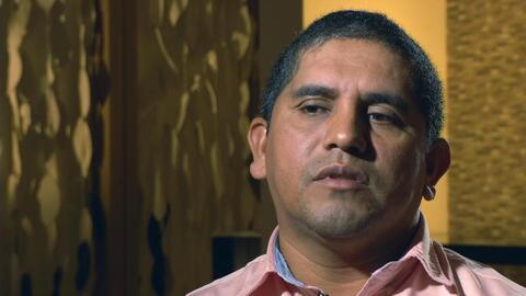 Excapitán Santos Rodríguez Orellana en entrevista con Univ...