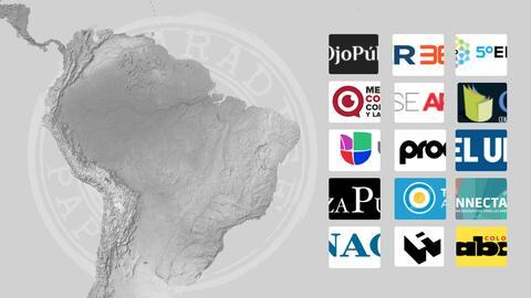 Promo mapa Latinoamérica