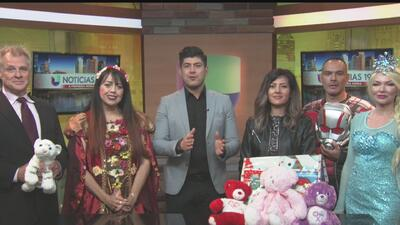Ayude a un niño con cáncer donando juguetes a 'League of Heroes Inspired'