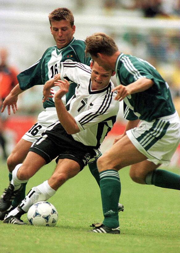 La peor Alemania de todos los tiempos: Confederaciones México 99 a19.jpg