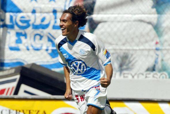 Juan Arango tuvo temporadas de calidad en México y en especial con el Pu...