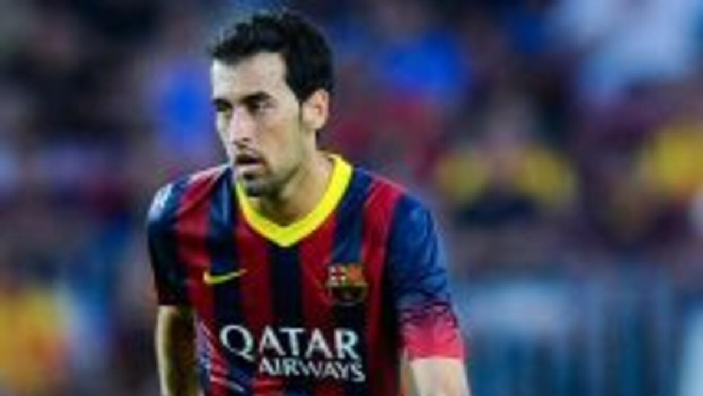 El mediocampista del Barcelona amplió su vínculo con el club.
