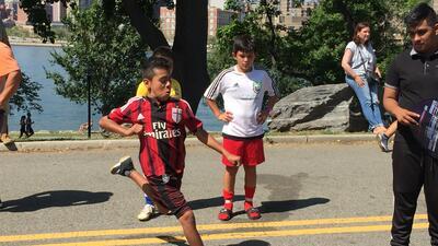 La Copa Univision anima a los niños a seguir sus sueños