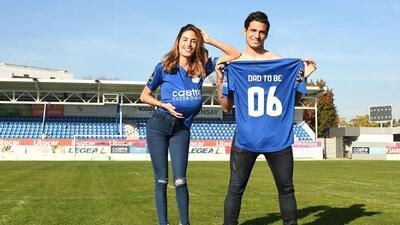 Antonio 'Pollo' Briseño comparte su alegría porque será Papá