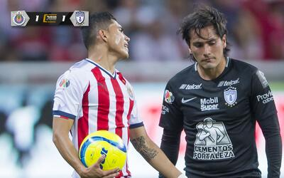 Chivas, Pachuca 2018