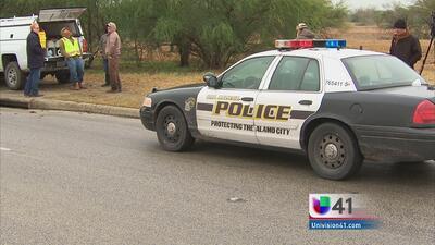 Policía investiga restos hallados al sur de la ciudad