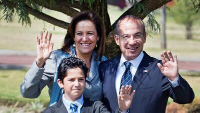Margarita Zavala va por la presidencia de México