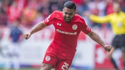 En fotos: Toluca hace diabluras contra Monterrey y le arrrebató el invicto esta temporada