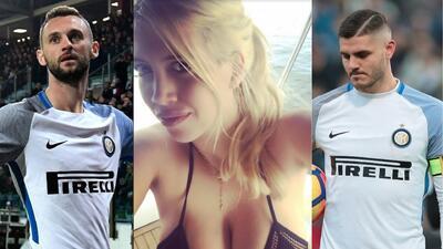 ¿Lo 'icardiaron'?: acusan a Wanda Nara de infidelidad con compañero de Mauro Icardi