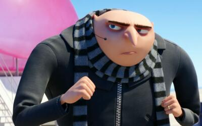 Regresa Gru en 'Despicable Me 3'