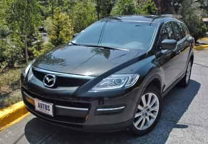 El éxito que obtuvo Mazda con la CX-7 es transportado casi en su totalid...