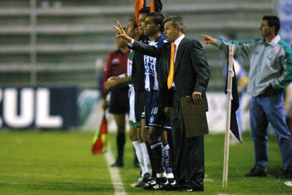 Grupo Pachuca le ha dado oportunidades a en diferentes épocas a técnicos...