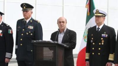 JesúsMurillo Karam, fiscal mexicano.
