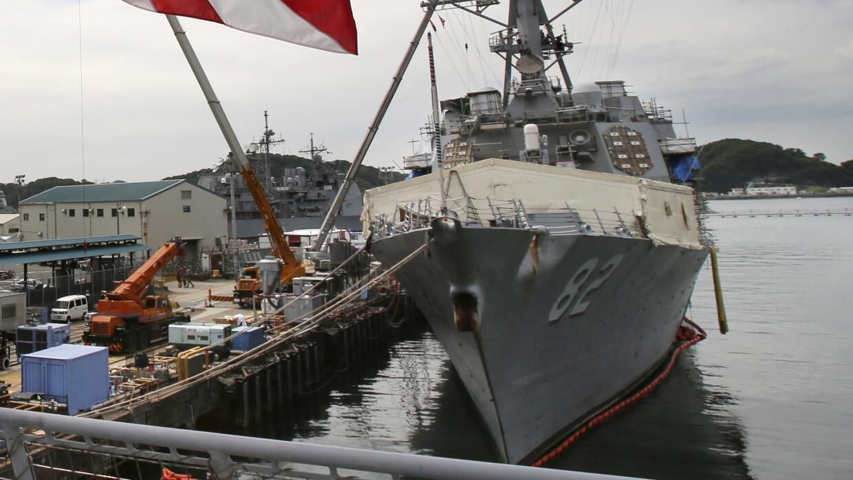 Buque destructor USS Lassen