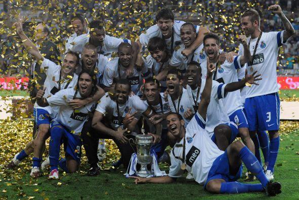 Oporto se tuvo que conformar únicamente con la Supercopa lusitana.