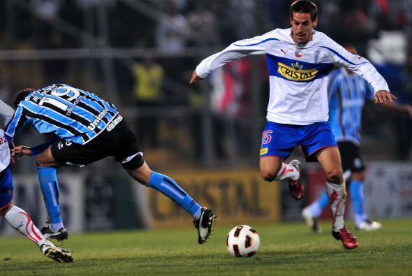 El cuadro chileno en cuartos de final enfrentará a Peñarol.
